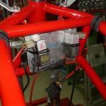 bobine cocusan e impianto racing con innesti rapidi di sgancio